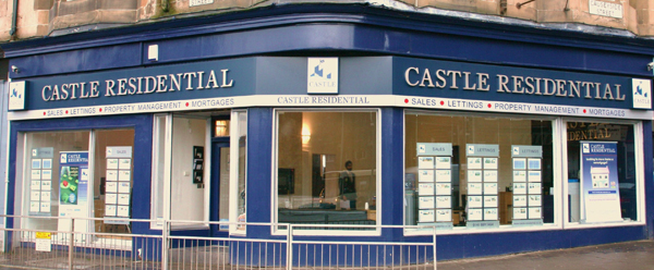 property letting agents Glasgow